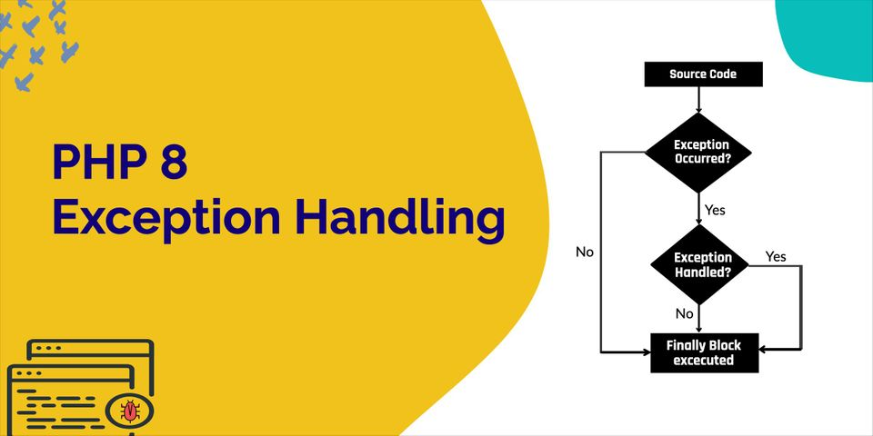 Exception Handling in PHP 8